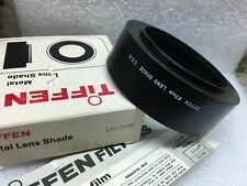 Tiffen 67mm Metal Lens Hood, Anti-Reflective, Made in Japan, NEW old STOCK