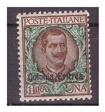 ERITREA  1903  -  FLOREALE   -  LIRA 1  -   NUOVO **
