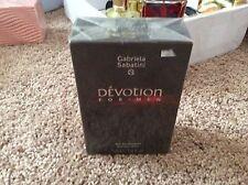 Homme Devotion By Gabriela Sabatini MEN Perfume EDT Spray 100ml 3.4fl.oz 3.3oz