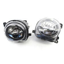 2pcs Front Fog Light LED Lamp For BMW 5Series F07 F10 F18 F11 LCI 2014-2016 2015