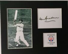 Australia Signed Cricket Photos Autographed Cricket