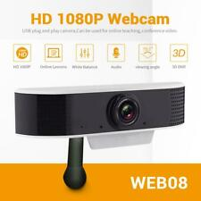 Live Webcam USB Camera Live Broadcast Online Teaching Support Win Android Linux