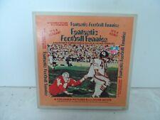 Vintage 1970s FANTASTIC FOOTBALL FUNNIES! Columbia NFL Super 8 MM Movie USED!!!