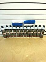 FASTWAX WASH & WAX WATERLESS DETAIL CLEANING Tar Dirt Bugs 12 Cans FREE SHIPPING