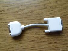 Apple DVI-I Single Link 18+5 zu VGA 15 polig  *Gebraucht* *1 Stück*