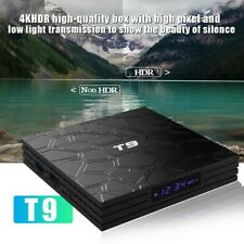 T9 Android 9.0 Smart TV BOX 32G Quad Core 2.4G+5G WiFi 4K HDR Bluetooth
