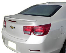 PAINTED CHEVROLET MALIBU FLUSH MOUNT FACTORY STYLE REAR WING SPOILER 2013-2015
