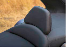 2018 GL1800 GOLDWING TOUR DRIVER BACKREST 08R75-MKC-A00 - IN STOCK