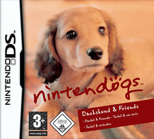 Nintendogs Dachshund and Friends - Nintendo DS 3ds DSi