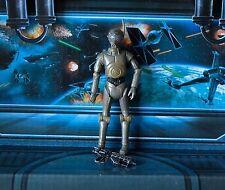 STAR WARS Figura ANIMATA Clone Wars 4A-7 DROID DROIDE SPIA