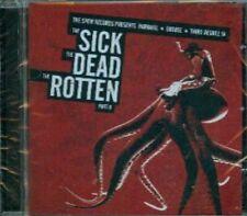Mumakil/Obtuse/Third Degree - The sick the dead the rotten II CD
