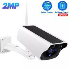 TELECAMERA IP SOLARE 4G SIM WIFI HD VIDEOSORVEGLIANZA ESTERNO  2MP 1080P IP67