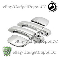 For 2007-2012 2013 2014 2015 TOYOTA TUNDRA Extended Cab Chrome Door Handle Cover