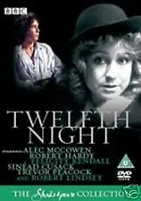 Twelfth Night - BBC Shakespeare Collection 1980 Alec McCowen Brand New Sealed