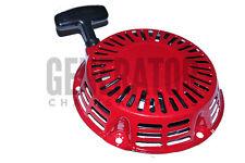 Pull Start Recoil Starter For Pepboys Coleman CG4500 Kohler 6.5HP Generator 3-4K