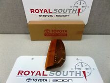 Toyota Tundra Towing Mirror Right Passenger LED Turn Signal Lens Genuine OE OEM