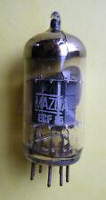 "LAMPE TUBE RADIO TSF  ""MILITARIA"" MAZDA ECF80 (79).*"