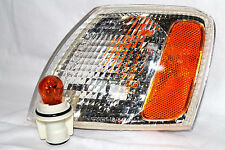 Front Corner Turn Signal Parking Light Lamp Driver Side For 1998-2001 Passat