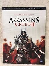 ASSASSIN'S CREED II The Complete Official Guide by Piggyback