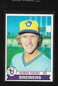 1979 Topps Robin Yount #95 NM-MT