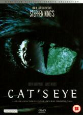Cat's Eye DVD Drew Barrymore, Stephen King Horror UK Region 2 Release