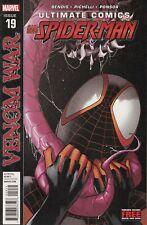 ULTIMATE COMICS SPIDERMAN 19...VF/VF+...2013...Brian Michael Bendis...Bargain!