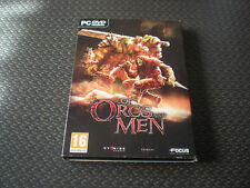 JEU PC OF ORCS AND MEN - VERSION FRANCAISE