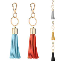 Fashion Tassel Keychain Keyring Key Holder Pendant Phone Purse Handbag Charm hot
