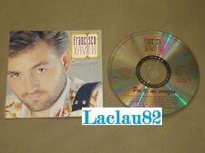 Francisco Xavier Por Ti Mi Corazon Philips 1993 Cd RARE Original Press Mexican