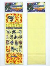 Bandai 1998 Digimon Pendulum 1.5 Digivice 1 Narute Spiaits Sticker Set C Rare