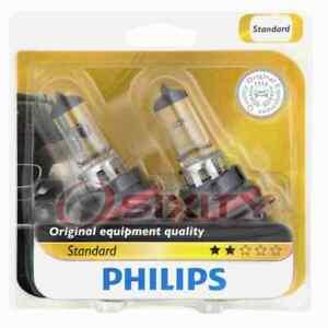 Philips High Low Beam Headlight Bulb for Chevrolet Caprice Cavalier Impala au