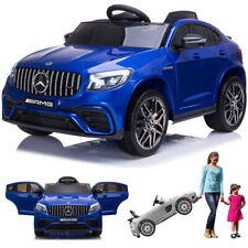 Mercedes-Benz GLC 63S AMG Coupe Kinderauto Kinderfahrzeug Kinder Elektroauto BLA