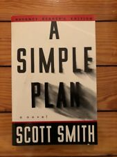 A Simple Plan - Scott Smith 1993 ARC Uncorrected Proof Paperback 1st Ed. Raimi