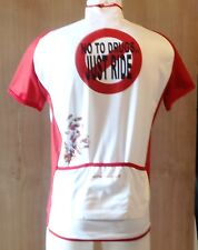 """NORTHWAVE """"NO DRUGS""""  S/S CYCLING JERSEY LARGE UK P&P FREE"""