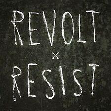 Revolt / Resist - Hundredth (2015, CD New & Sealed)