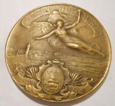 Médaille Ancienne 50mm Ville du Havre par H. Lefebvre