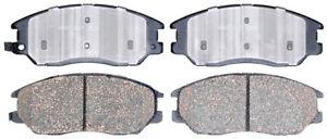CarQuest BCD1013 Ceramic Brake Pads