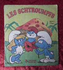 #Panini# Les Schtroumpfs - Peyo / Panini 1983 (Complet)