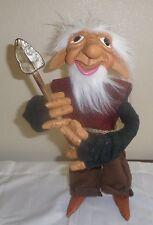 the Miner Elf- gnomo-leprechaun-duende handmade