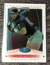 2004 Fleer Hot Prospects #62 Jason Bartlett RC Rookie - Twins - FREE SHIP #/1000