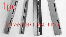 Piano/Continuous Hinge Galvanised 38mm Open Width 1800mm Length
