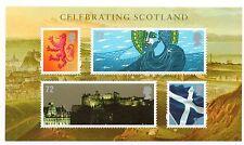 Mss133 2006 Celebrazione Scozia miniatura foglio Unmounted MINT / MNH