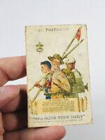 1943 Belle Plaine Kansas KS Boy Scount Membership Card Gardner