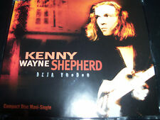 Kenny Wayne Shepherd Deja Voodoo Rare (Australia) CD Single - New