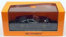 Véhicules miniatures noirs MINICHAMPS pour Lamborghini