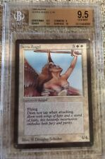 MTG BETA SERRA ANGEL (BGS 9.5) mislabeled Alpha, magic vintage card graded mint