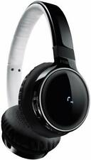Philips SHB9100/28 Bluetooth Stereo Headset - Black/White