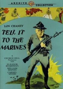 TELL IT TO THE MARINES NEW DVD