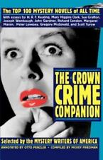 The Crown Crime Companion: The Top 100 Mystery Novels of All Time (Paperback or