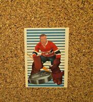 "1993-94 Parkhurst Parkie RP #PR-41 Lorne ""Gump"" Worsley (Montreal Canadiens)"